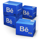 Behance Shipping Box Emoticon