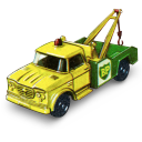 Wreck Truck Emoticon