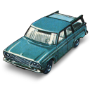 Studebaker Station Wagon Emoticon