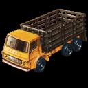 Stake Truck Emoticon