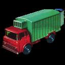 Refrigeration Truck With Open Door Emoticon