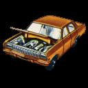 Opel Diplomat Emoticon
