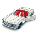 Mercedes 230 SL Emoticon