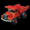 Mack Dump Truck Emoticon