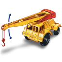 Jumbo Crane With Movement Emoticon