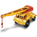 Jumbo Crane Emoticon