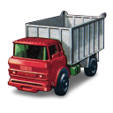 GMC Tipper Truck Emoticon