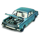 Ford Zodiac Mkiv Emoticon