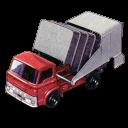 Ford Refuse Truck Emoticon