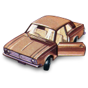 Ford Cortina Gt Emoticon