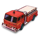 Fire Pumper Emoticon