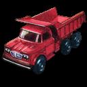 Dumper Truck Emoticon