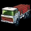 DAF Girder Truck Emoticon