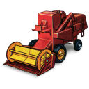 Combine Harvester Emoticon