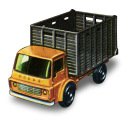 Cattle Truck Emoticon