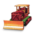 Case Bulldozer Emoticon