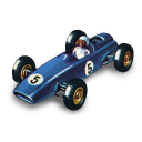 Brm Racing Car Emoticon